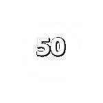100% garantie op waterdichtheid voor 50 jaar