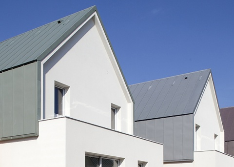 Une toiture en zinc : l'incontournable solution pour chaque construction ou renovation