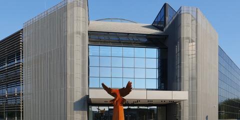 Het Falcon-gebouw: parel aan de Brusselse Ring
