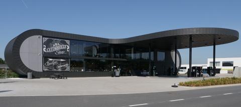 Station-service La Corbeille Westmeerbeek