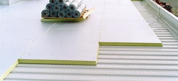 Isolation pour toit et façade